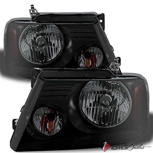 07 f150 smoked headlights - 5