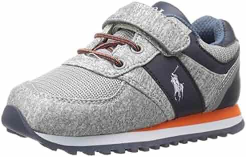 Polo Ralph Lauren Kids' Slaton Ez Ii Sneaker