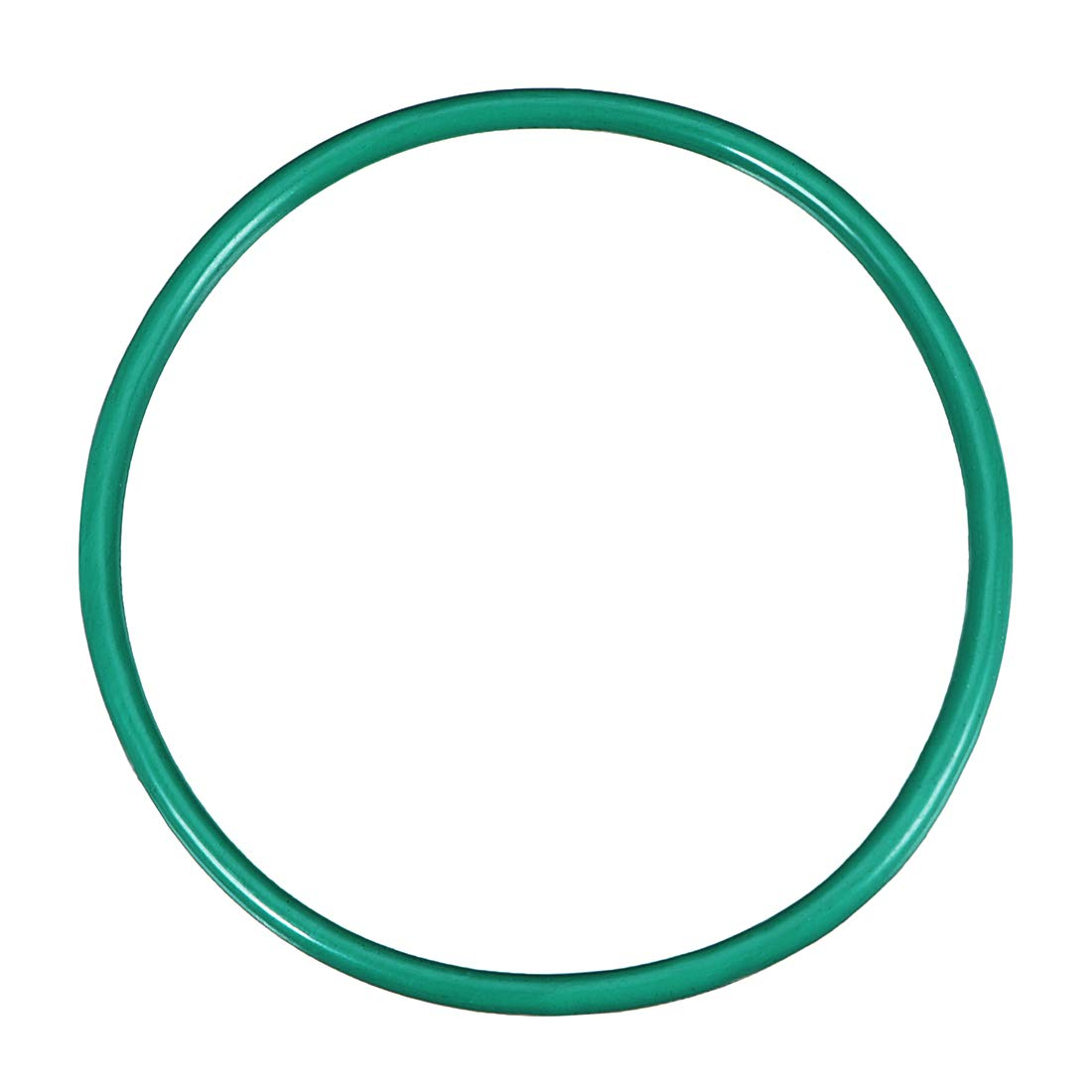 10mm OD 2mm Width uxcell O-Rings Fluorine Rubber Round Seal Gasket Pack of 3 6mm Inner Diameter