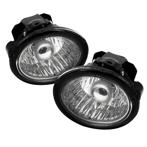 Jdragon Fits 02-04 Nissan Altima 03-05 Murano 03-06 Infiniti FX35/FX45 Fog Lights with Switch/Harness/Wiring 4333000167