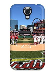 7811635K508680867 st_ louis cardinals MLB Sports & Colleges best Samsung Galaxy S4 cases