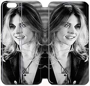 6 Plus 5.5 Inch Cover,[Pu Leather Cover] Nastassja Kinski Theme New iPhone 6 Plus 5.5 Inch Case Cover KS4128