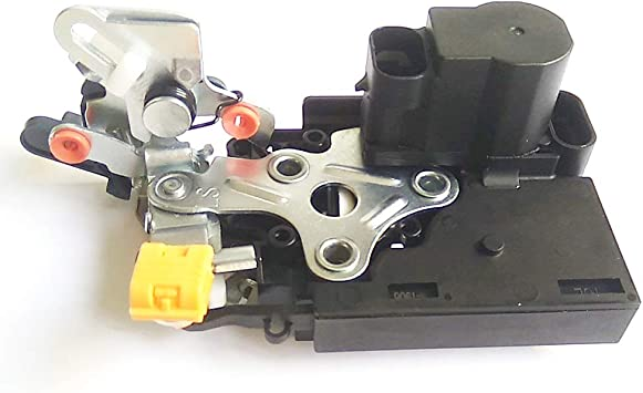 Amazon Com 15110651 Rear Left Door Lock Actuator Dla1155 Fits 2002 2006 Chevrolet Avalanche Silverado Cadillac Escalade Door Lock Actuator 15068504 Automotive