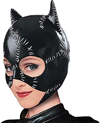 Dc Style Guide Catwoman Mask