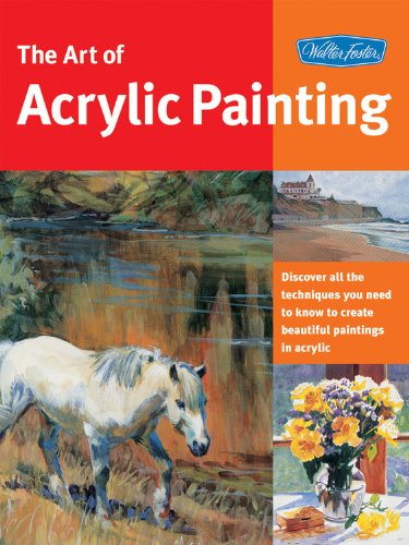 (Art of Acrylic Painting: Discover all the techniques you need to know to create beautiful paintings in acrylic (Collector's Series))