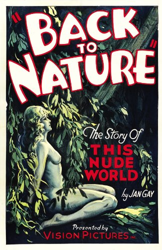 This Nude World Poster Movie 27x40