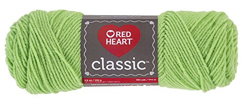 Red Heart Yarn Red Heart Classic Lime,