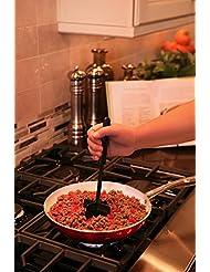 Black Chop Stir Chef's Favorite Mix N Chopper use for Hamburger Ground Meat Taco:New by WW shop