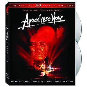 Apocalypse Now 2-Film Set [Blu-ray] (1979)