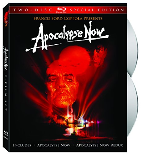Apocalypse Now 2-Film Set [Blu-ray]
