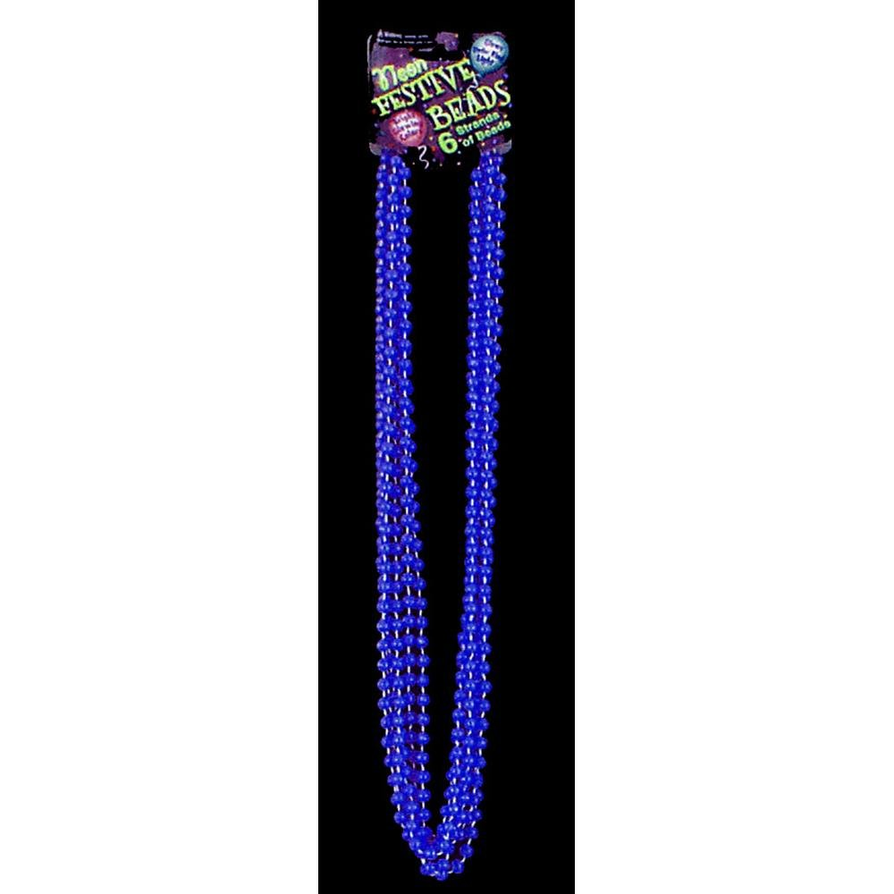 Web oficial Glow-in-the-dark Glow-in-the-dark Glow-in-the-dark Neon Blue Beads  ¡No dudes! ¡Compra ahora!