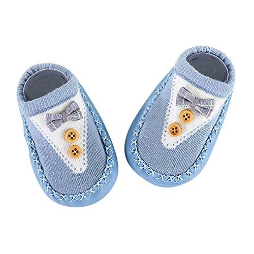 SMALLE ◕‿◕ Clearance,Cartoon Newborn Baby Girls Boys Anti-Slip Socks Slipper Shoes Stocking