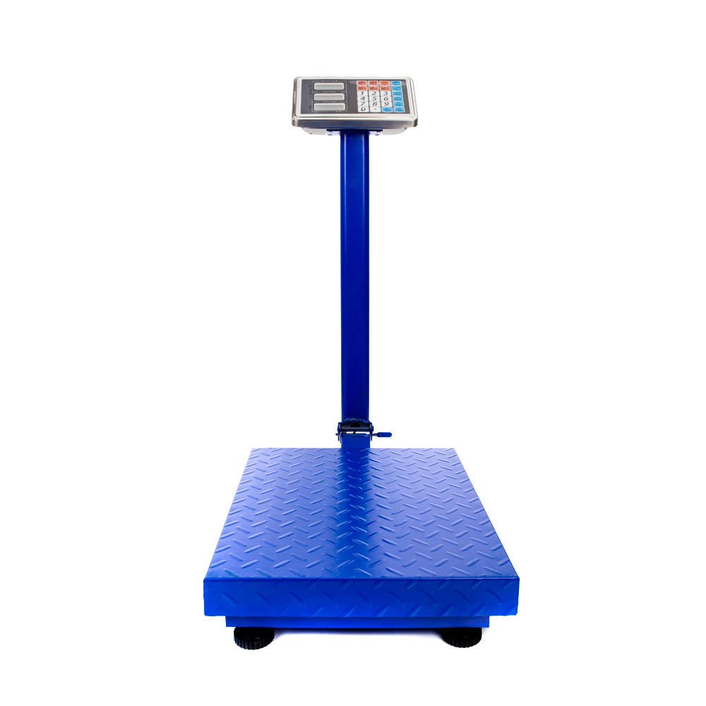 Details about  /Digital Weight Scale Computing Floor Platform Warehouse Shipping Postal 600LB