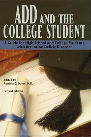 Amazon.com: ADD and the College Student: A Guide for High