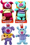 Mattel The Sing-A-Ma-Jigs - Hot Pink