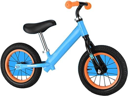 YUMEIGE Bicicletas sin Pedales Bicicleta de Equilibrio para niños ...