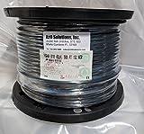 500-ft Spool Belden 1694A HD/SDI 18AWG RG6 Serial Digital Coaxial Cable - BLACK