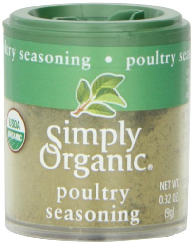 Simply Organic Seasoning 0 32 Ounce Containers