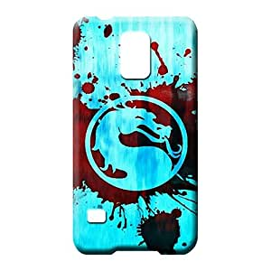 samsung galaxy s5 covers Colorful phone Hard Cases With Fashion Design mobile phone cases Mortal Kombat Flexible Soft