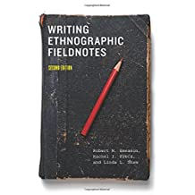 Writing Ethnographic Fieldnotes, Second Edition