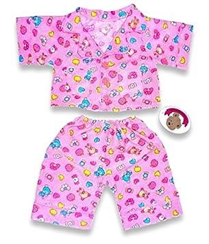 5d467a4196b Build your Bears Wardrobe Teddy Bear Clothes fits Build a Bear Teddies Cute PJs  Pyjama Outfit