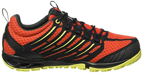 Columbia Ventrailia Razor Outdry Herren Outdoor Fitnessschuhe, Rot (Spicy/Lux 839), 43.5 EU, BM6023