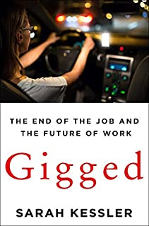 Book Cover: Gigged: The End of the Job and the Future of Work