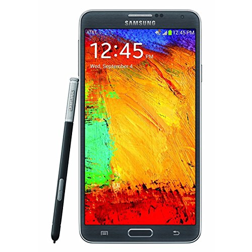 Samsung Galaxy Note 3 N900A Unlocked Cellphone, 32GB, Black (Renewed) (Boost Mobile Cell Phones For Sale)
