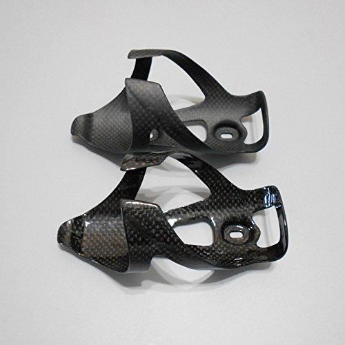 Full Carbon 3K MTB Mountain Road Bike Bicycle Water Bottle Holder Rack Cage 74mm