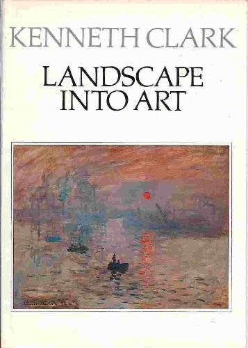Landscape into Art (Icon Editions) by Harper & Row Publishers