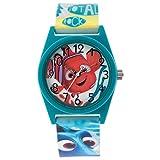 Disney Kids' Finding Nemo Analog Display Blue Watch NEMAQ16015