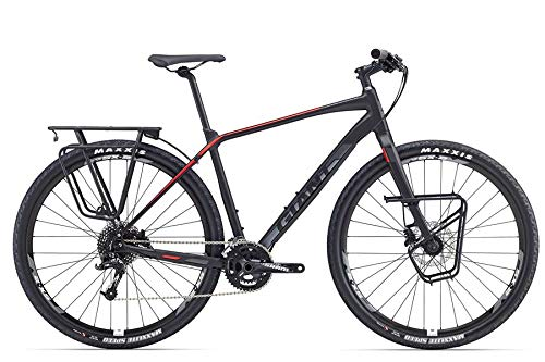 991c6e6d4af Giant TOUGHROAD SLR 1 Sports Bicycle (Black, Large) Road Cycle: Amazon.in:  Sports, Fitness & Outdoors