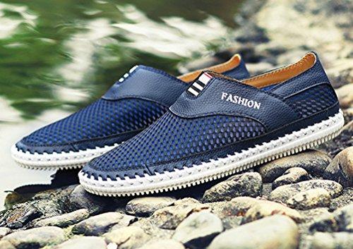 Zapatillas Deportivas Hombre Deporte Para Zapatos De Aguamarina Yilianda  Azul Playa fEBn6q71w 83a53aa844b50