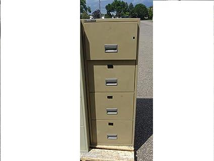 Amazon Com Schwab 5000 Vertical Fire Proof Filing Cabinet