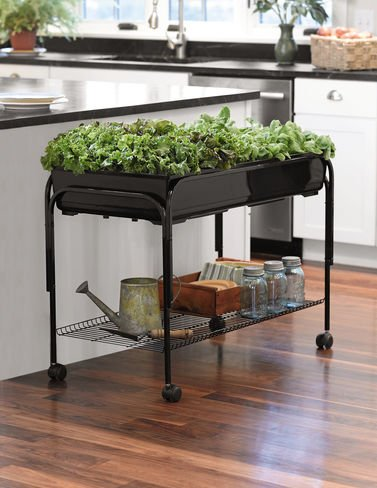 Gardeners Supply Company Mobile Garden