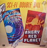 Journey to the Seventh Planet / the Angry Red Planet Laserdisc