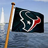 Houston Texans Boat and Golf Cart Flag
