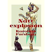 Natt explosion (Swedish Edition)