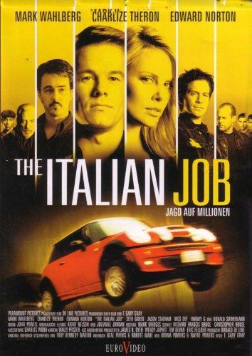Amazonde The Italian Job Jagd Auf Millionen Dtov Ansehen
