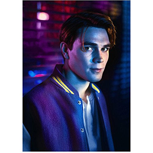 Riverdale K.J. Apa as Archie Andrews Close Up Smile 8 x 10 Inch Photo