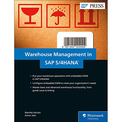 SAP Warehouse Management in SAP S/4HANA: Embedded EWM (SAP PRESS) (Time Management Sap)
