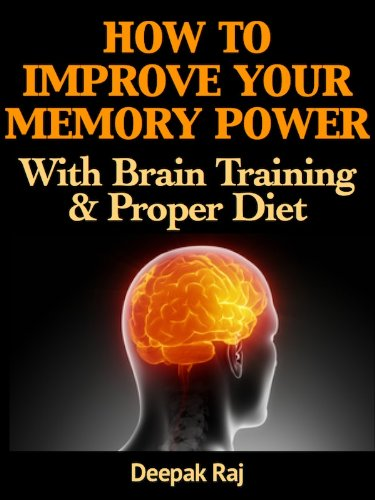 How to Improve Your Memory Power with Brain Training and Proper Diet