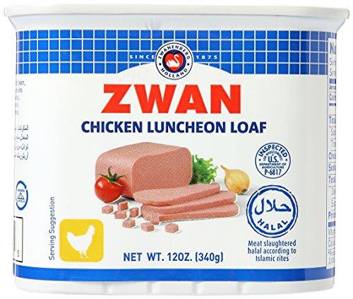 zwan luncheon meat - 5