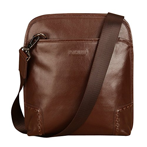 Brown Cattle Oneworld Men's Door Cross High Handbag Quality One shoulder Hide Fashion Made Out Clutch Real Body Casual 1RqXTxRrw