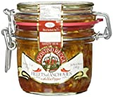 italian anchovies - Italian Anchovy Fillets with Hot Chili in Bail Top Mason Jar (8.4 ounce)