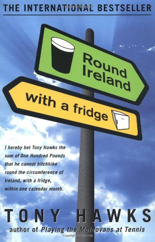 Book cover for Round Ireland with a Fridge