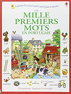 vignette de 'Les mille premiers mots en portugais (Heather Amery)'