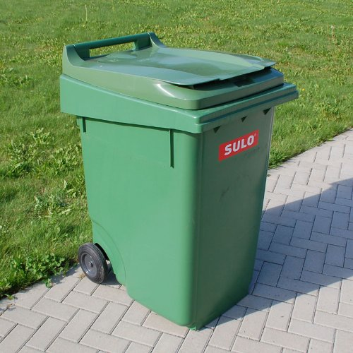 Grün Mülltonnen Aufbewahrung Ordnungssysteme Sulo Mülltonne 360 Liter