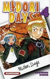 Midori Days, Tome 4 par Kazuro Inoue