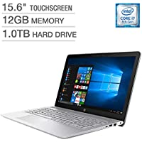 HP Pavilion 15t Laptop: i7-8550U, 12GB RAM, 1TB HDD